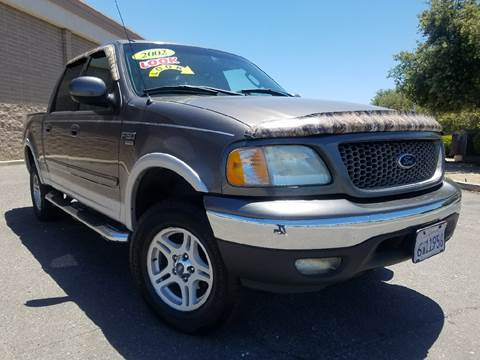 2002 Ford F-150 for sale in Sacramento, CA
