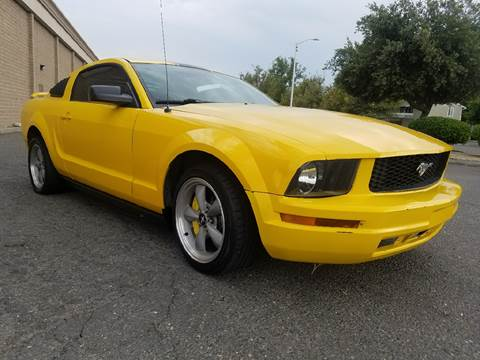 2006 Ford Mustang for sale in Sacramento, CA