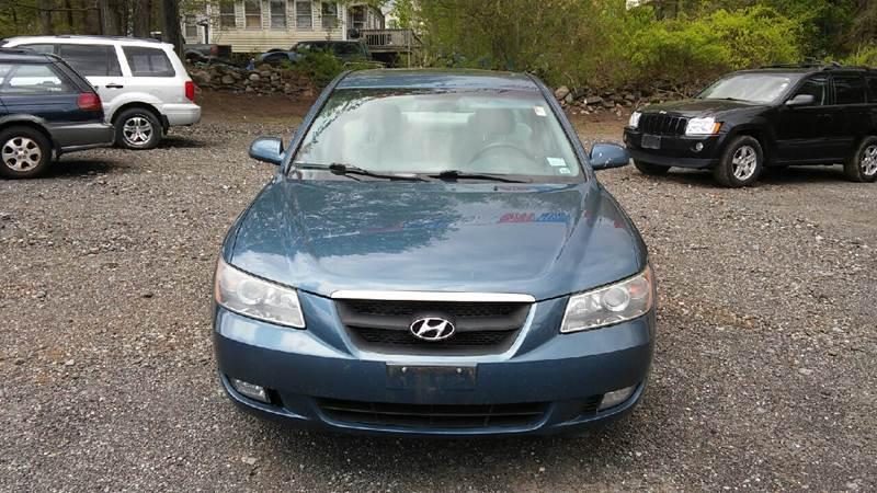 2006 Hyundai Sonata GLS V6 4dr Sedan - North Franklin CT