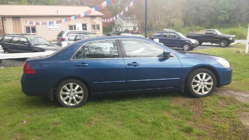2006 Honda Accord EX V-6 4dr Sedan 5A - North Franklin CT