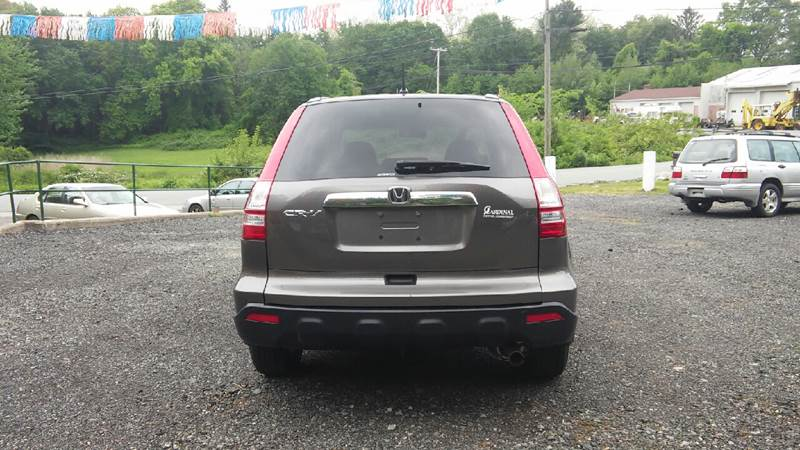 2009 Honda CR-V AWD EX 4dr SUV - North Franklin CT