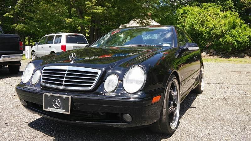 2001 Mercedes-Benz CLK CLK 430 2dr Coupe - North Franklin CT