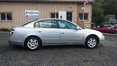 2005 Nissan Altima for sale in North Franklin, CT