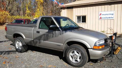 2000 Chevrolet S-10 for sale in North Franklin, CT