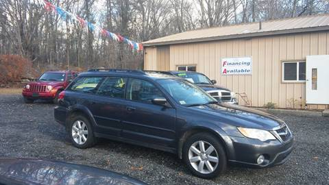 2008 Subaru Outback for sale in North Franklin, CT