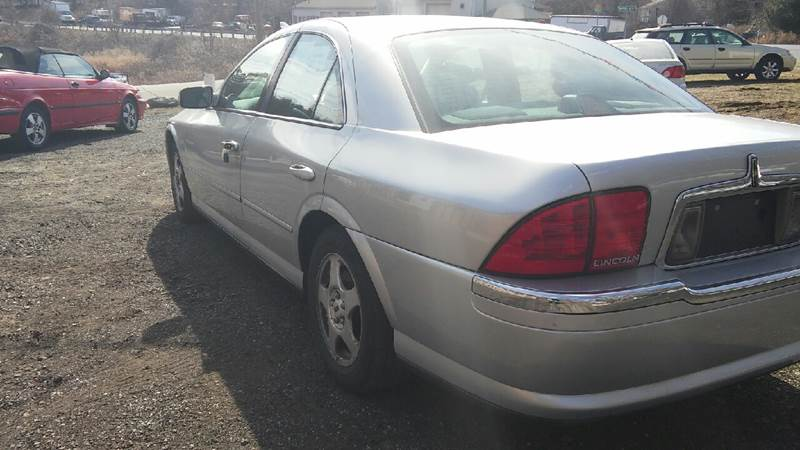 2000 Lincoln LS 4dr V8 Sedan - North Franklin CT