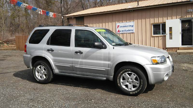 2007 Ford Escape AWD XLT 4dr SUV V6 - North Franklin CT