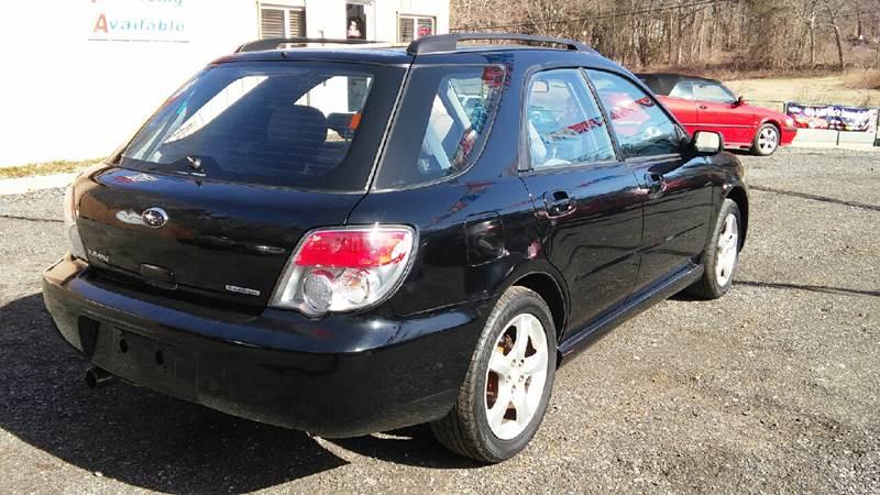 2006 Subaru Impreza AWD 2.5 i 4dr Wagon w/Automatic - North Franklin CT