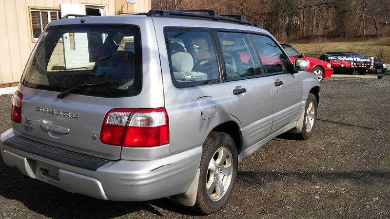 2002 Subaru Forester AWD S 4dr Wagon - North Franklin CT