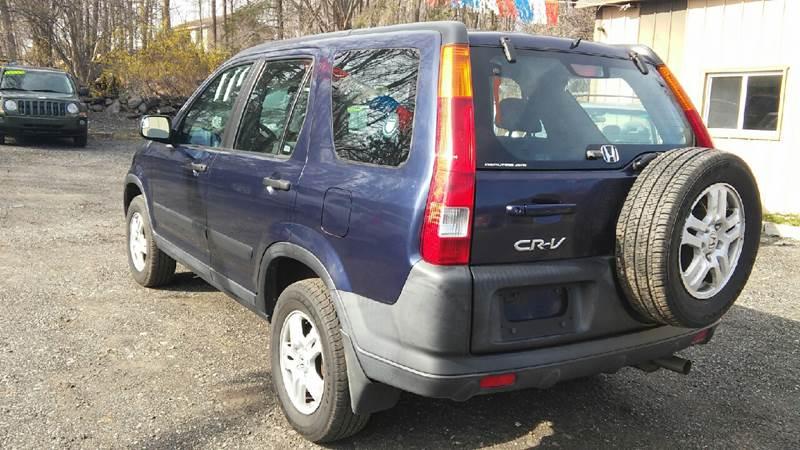 2004 Honda CR-V AWD LX 4dr SUV - North Franklin CT