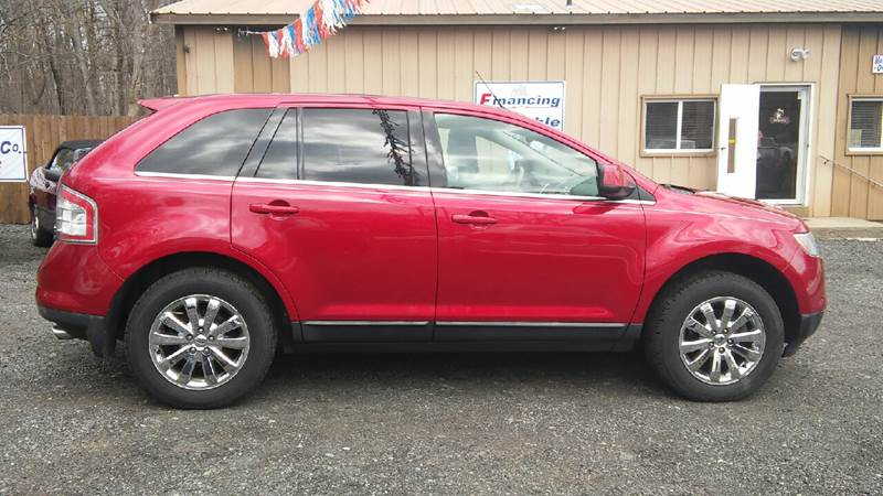 2010 Ford Edge AWD Limited 4dr SUV - North Franklin CT