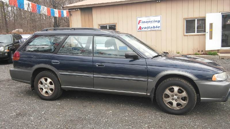 1998 Subaru Legacy AWD Outback 4dr Wagon - North Franklin CT
