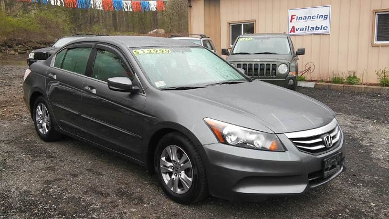 2012 Honda Accord SE 4dr Sedan - North Franklin CT