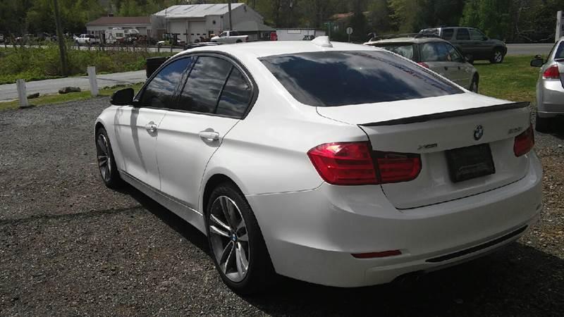 2013 BMW 3 Series AWD 328i xDrive 4dr Sedan SULEV SA - North Franklin CT