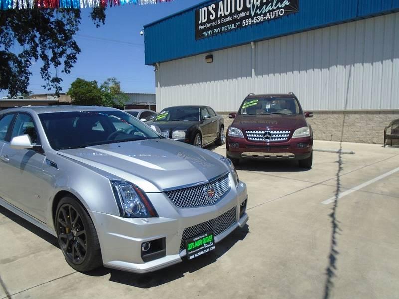 2013 Cadillac CTS-V 4dr Wagon - Visalia CA