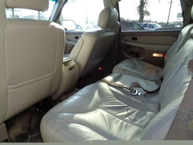 2001 GMC Yukon SLT 2WD 4dr SUV - Visalia CA