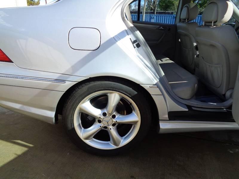 2006 Mercedes-Benz C-Class C 230 Sport 4dr Sedan - Visalia CA