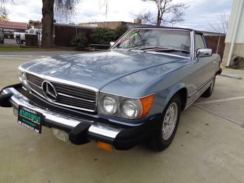 1977 Mercedes-Benz 450-Class