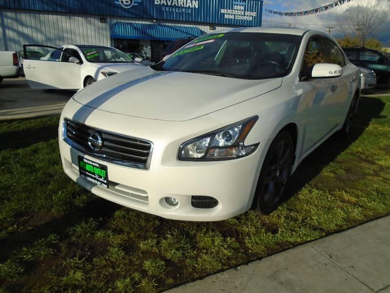 2014 Nissan Maxima 3.5 SV 4dr Sedan - Visalia CA