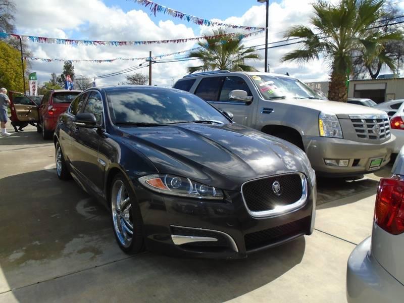 2012 Jaguar XF Portfolio 4dr Sedan - Visalia CA
