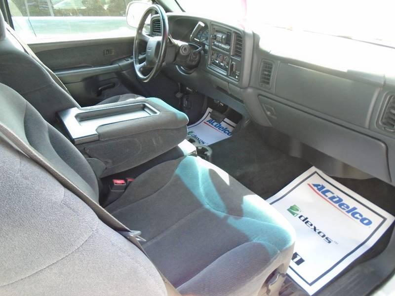 2002 GMC Sierra 1500 4dr Extended Cab SL 2WD LB - Visalia CA