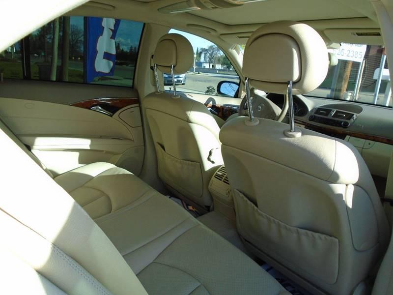 2003 Mercedes-Benz E-Class E 320 4dr Sedan - Visalia CA