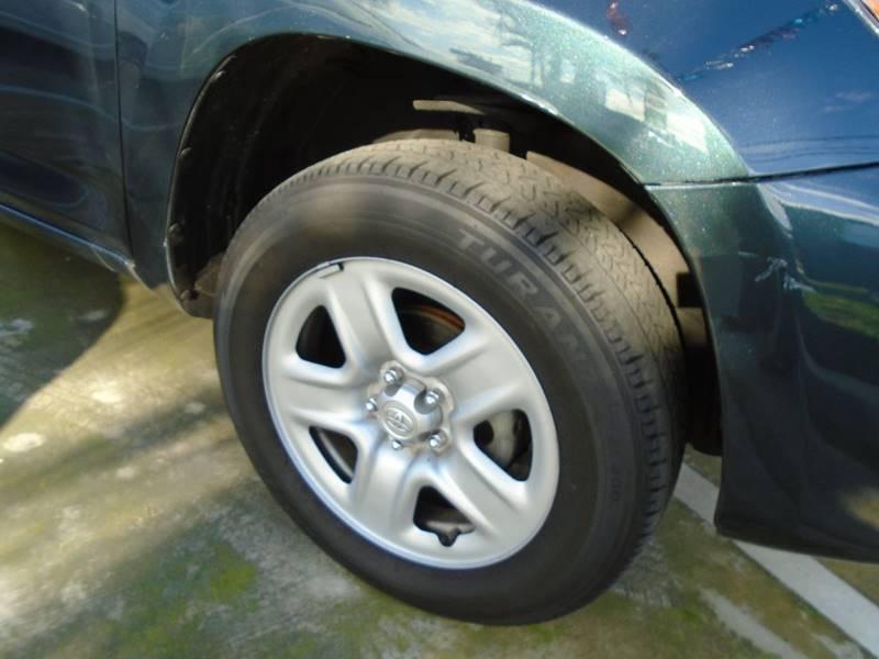 2012 Toyota RAV4 4dr SUV - Visalia CA