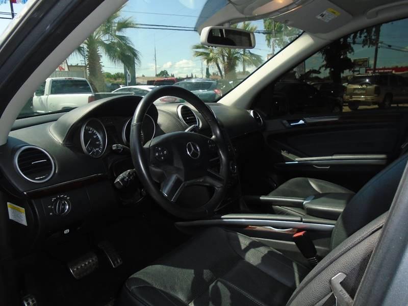2010 Mercedes-Benz GL-Class AWD GL 450 4MATIC 4dr SUV - Visalia CA