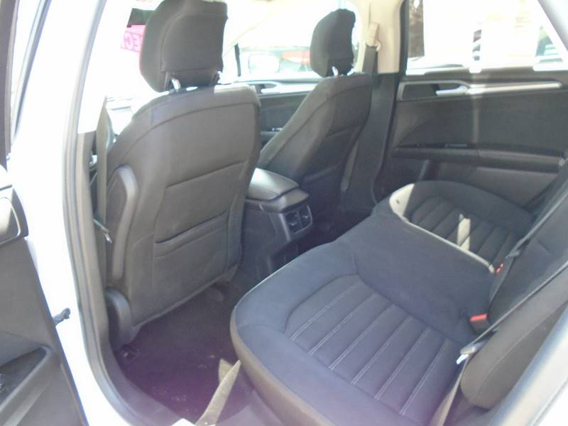 2013 Ford Fusion SE 4dr Sedan - Visalia CA