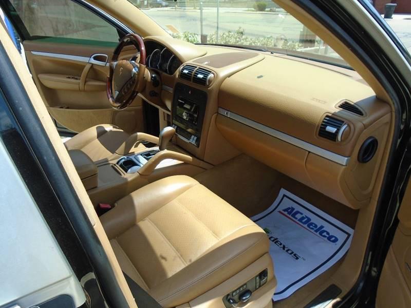 2005 Porsche Cayenne AWD S 4dr SUV - Visalia CA