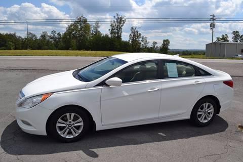 2013 Hyundai Sonata for sale in Higdon, AL