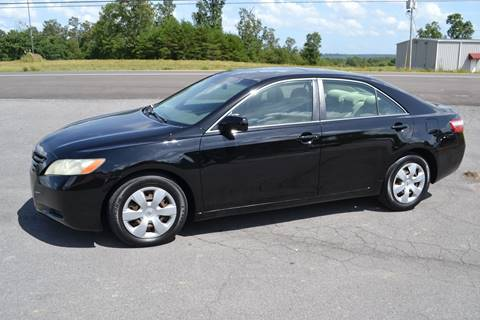 2007 Toyota Camry for sale in Higdon, AL