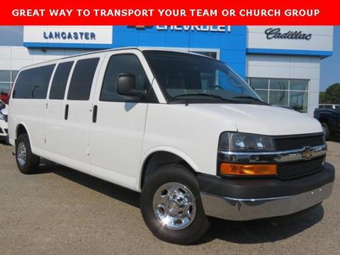 2016 Chevrolet Express Passenger for sale in Lancaster, SC