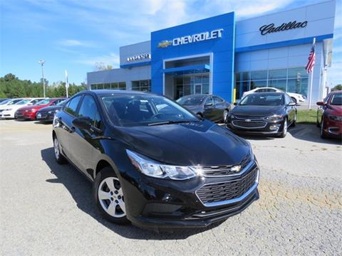 2018 Chevrolet Cruze for sale in Lancaster, SC