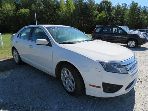 2010 Ford Fusion for sale in Lancaster, SC