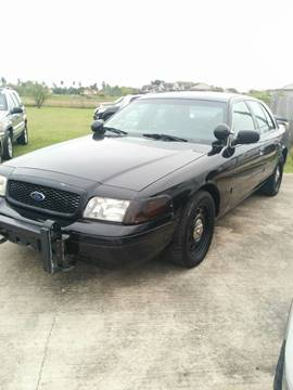 2010 Ford Crown Victoria for sale in Brownsville, TX
