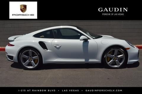 2016 Porsche 911 for sale in Las Vegas, NV