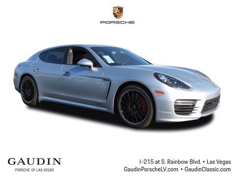 2016 Porsche Panamera for sale in Las Vegas, NV