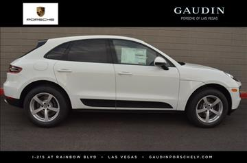 2017 Porsche Macan for sale in Las Vegas, NV