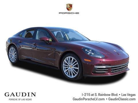 Gentil 2018 Porsche Panamera For Sale In Las Vegas, NV