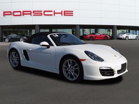 2014 Porsche Boxster for sale in Las Vegas, NV