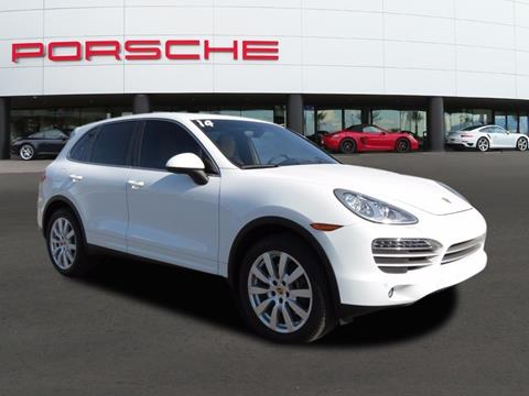 2014 Porsche Cayenne for sale in Las Vegas, NV