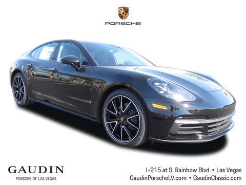 2018 Porsche Panamera for sale in Las Vegas, NV
