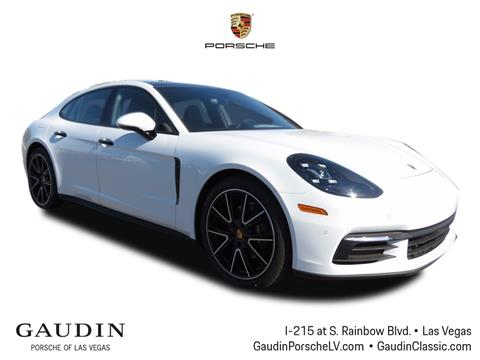 Charmant 2018 Porsche Panamera For Sale In Las Vegas, NV