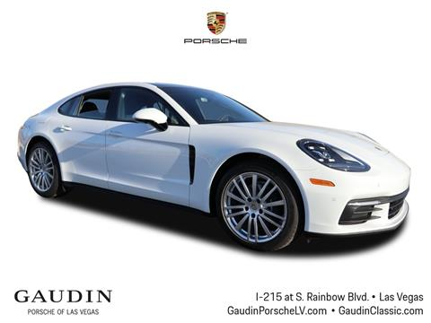 Superieur 2018 Porsche Panamera For Sale In Las Vegas, NV