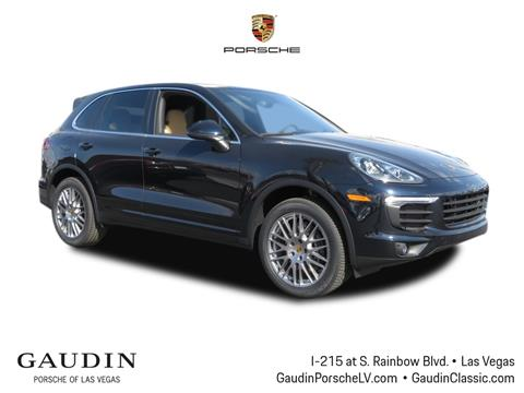Porsche cayenne for sale for Semper fi motors miami