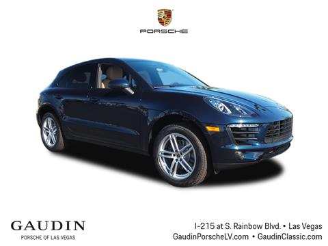 2018 Porsche Macan for sale in Las Vegas, NV