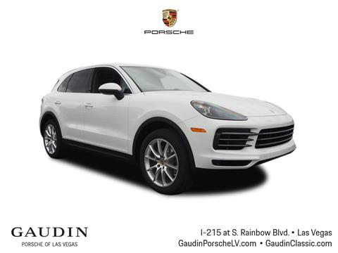 2019 Porsche Cayenne for sale in Las Vegas, NV