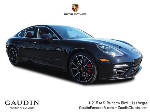 2018 Porsche Panamera for sale in Las Vegas, NV