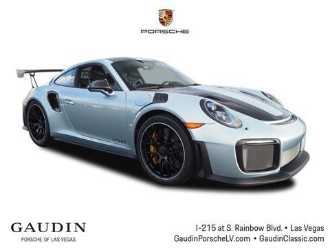 2018 Porsche 911 for sale in Las Vegas, NV
